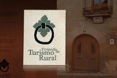 señalización para Turismo Rural de Aragón